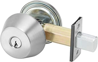 Yale D212 x 626 x 1807 KR 200 Series Deadbolt, Cylinder by Thumbturn, Para Keyway, Keyed Random, 6 Pin, 2 3/4