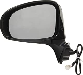 DEPO 312-5432L3EB Toyota Prius 10-11 Type L Driver Side Mirror Assembly with Power/Non-Heated/Painted