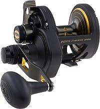 Penn 1292934 Fathom 40N Lever 2-Speed Lever Drag Fishing Reel