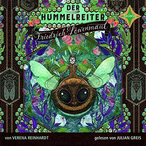 Der Hummelreiter Friedrich Löwenmaul cover art
