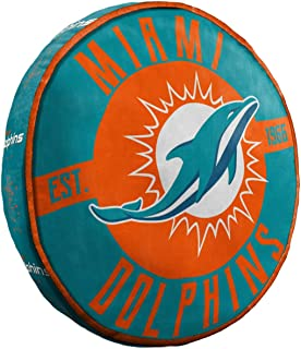 Northwest NFL Miami Dolphins Cloud to Go StylePillow, Team Colors, One Size