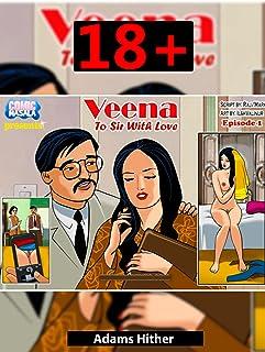 Veena (A Porn Comic) (English Edition)