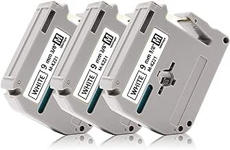 2x Labelwell 18mm x 8m 3//4 x 26.2 Ersatz Brother Tze-241 Tze241 Tz-241 Schwarz auf Wei/ß Etikettenband f/ür Brother Ptouch Pt D450VP D400 E300VP E500VP P900W P950NW D600VP P750W Beschriftungsger/ät