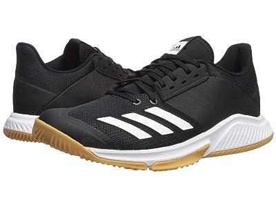 adidas Crazyflight Team (Core Black/Footwear White/Gum M1) Women