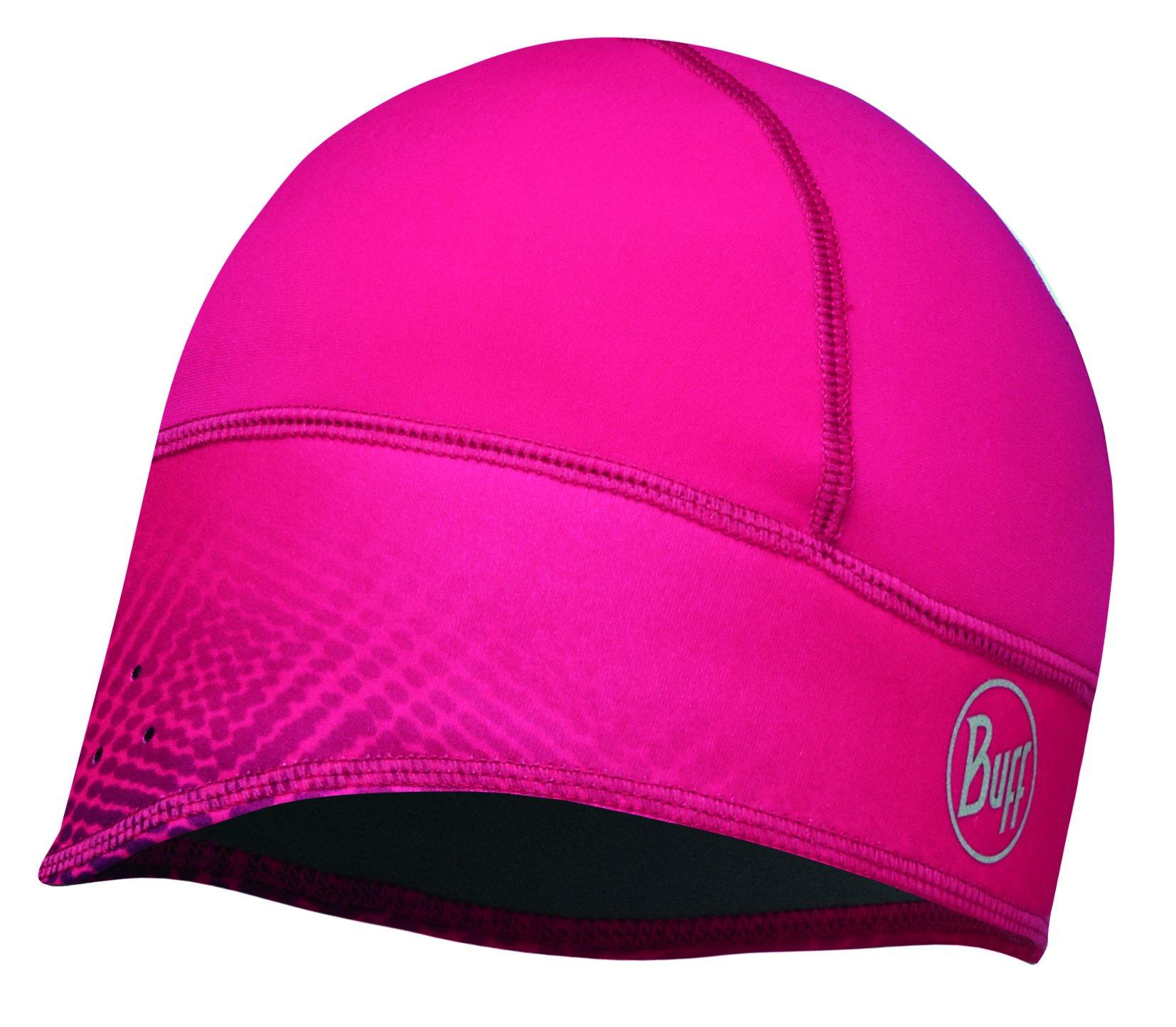 Buff Mütze Windproof und Tech Fleece Hat, Xtreme Pink, Erwachsene, 113390.538.1