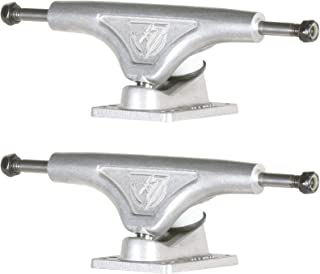 Atlas Truck Co. Atlas Skateboard Trucks - CNC Precision Machined Pivot,  Grade 8 Kingpin,  54mm Axle Height,  Chromoly Steel Axle,  129mm,  139mm,  149mm Hanger (Set of 2)