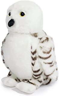 VIAHART Odette The Snow Owl | 9 Inch Stuffed Animal Plush | by Tiger Tale Toys