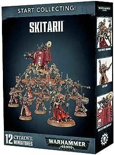 warhammer 40k skitarii start collecting
