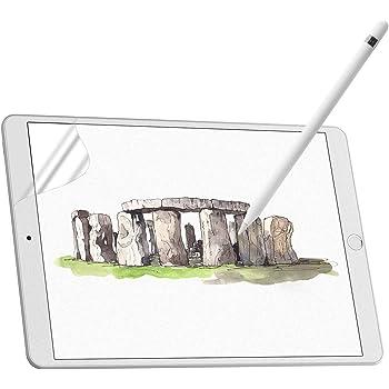 Nimaso iPad 10.2 (8世代 2020 / 7世代 2019) ペーパーライク フィルム 上質紙のような描き心地 失敗なしで即貼り付け可能 反射低減 アンチグレア 第7世代