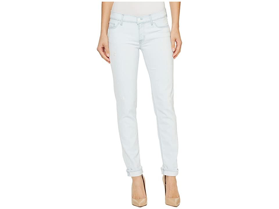 Hudson Jeans Tally Cropped Skinny Five-Pocket Jeans in Lightweight (Lightweight) Women's Jeans
