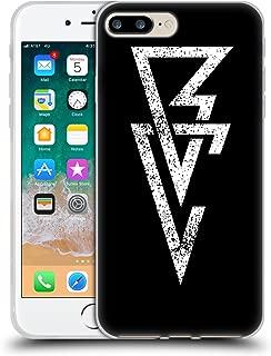 Official WWE Logo Finn Bálor Soft Gel Case Compatible for iPhone 7 Plus/iPhone 8 Plus