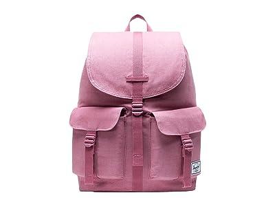Herschel Supply Co. Dawson Backpack (Heather Rose) Backpack Bags
