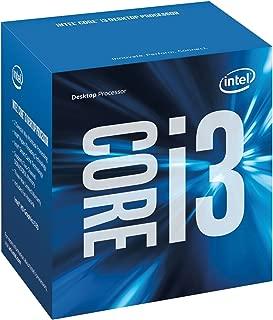 Intel 3.70 GHz Core i3-6100 3M Cache Processor (BX80662I36100) (Renewed)
