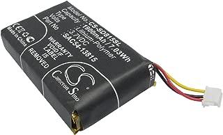 Cameron Sino Replacement Battery for Sportdog Dog Collar TEK V1L Handheld Transmitter, TEK-H, TEK-V1LT Handheld Transmitter
