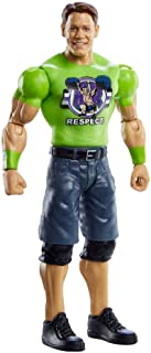 WWE John CenaBasic Series #110 Action Figure in 6-inch Scale with Articulation & Ring Gear