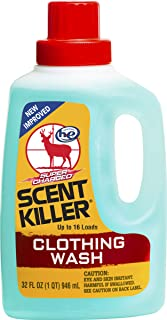 Scent Killer 546-33 Wildlife Research Super Charged Clothing Wash