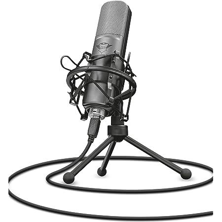 Trust Gaming Streaming Mikrofon Für Pc Ps4 Und Ps5 Computer Zubehör