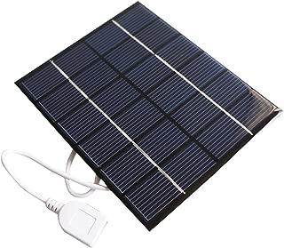 6v 2w solar panel