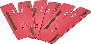 Herlitz 8767600Bandes Manche Carton 3,4x 15cm, lot de 10, couleurs assorties 25 Stück