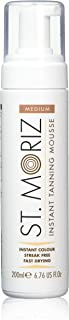 St Moriz 200ml Instant Self Tanning Mousse Medium (Medium Mousse)