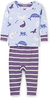 Hatley Mini Organic Cotton Long Sleeve Pyjama Sets Juego de
