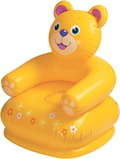 Intex Happy Animal Chair Assortment - Bear, Multi Color