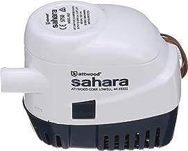 Attwood 4507-7 sahara volautomatische beeldpomp, 12 V, 750 g/h, 2.839 l/h, 19 mm