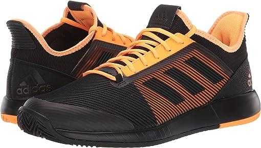 Core Black/Core Black/Flash Orange