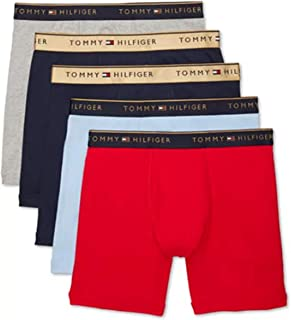 Men's 5-Pk. Cotton Classics Boxer Briefs