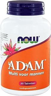 Now Foods, Multi Adam Superior maschile, 60 compresse