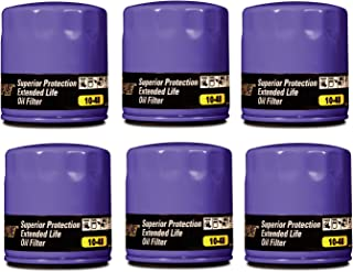 Royal Purple Oil Filter 10-48- Extended Life - 17807 (Set of 6)