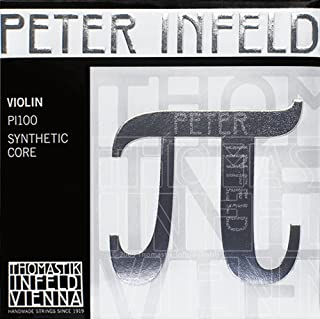 thomastik peter infeld violin strings