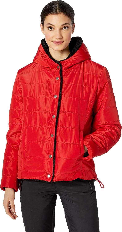Sanctuary Womens Fast Pass Reversible Puffa Jacket