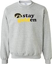 CornBorn Choose Your Favorite Design - Iowa Hawkeyes Crewneck Sweatshirt