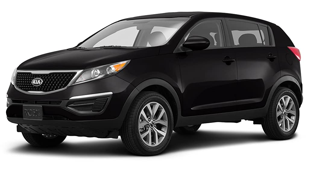 Amazon.com: 2016 Kia Sportage Reviews, Images, And Specs