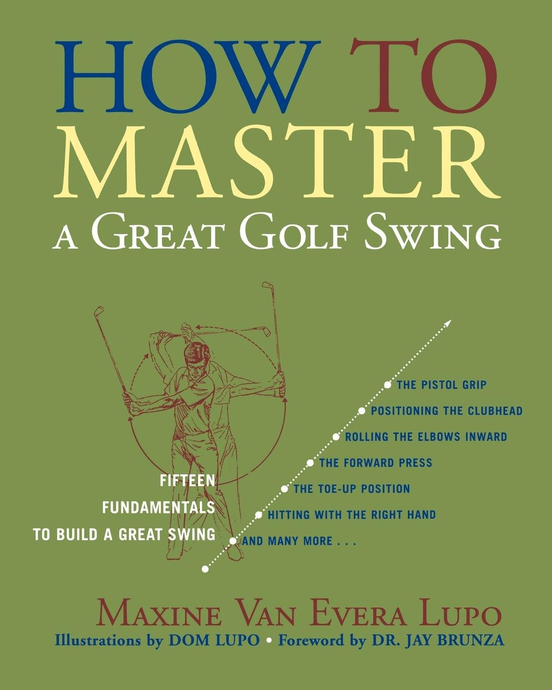 How To Master A Great Golf Swing: Fifteen Fundamentals To Build A Great Swing (English Edition)