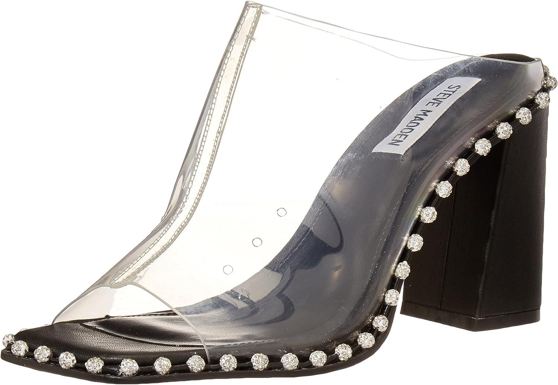 trust Steve Madden low-pricing Women's Neila Heeled Sandal