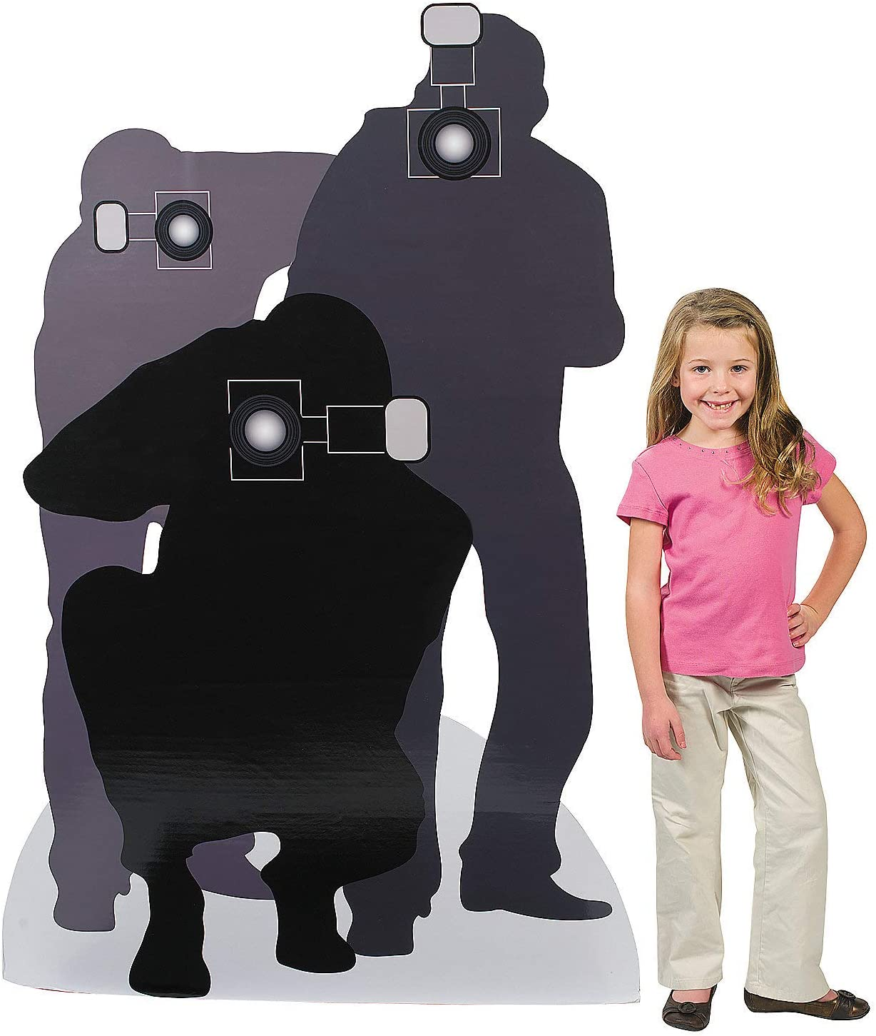 Super sale Oklahoma City Mall period limited Paparazzi Cardboard Stand up Decor Party for fun