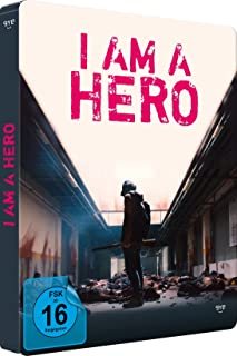 I am a Hero - [DVD & Blu-ray] Steelbook - Collector's Edition [Alemania]