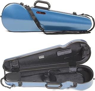 Bam France 2002XL Contoured Hightech Azure Blue 4/4 Violin Case
