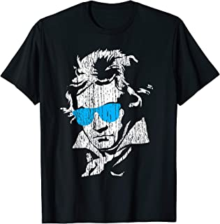 Ludwig Van Beethoven Classical Music Composer T-Shirt