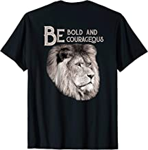 bold and courageous