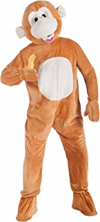 Forum Novelties Plush Monkey Mascot Costume