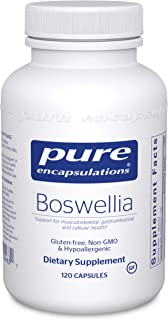 Pure Encapsulations Boswellia | Supplement to Support Healthy Joints, Connective Tissue, Colon, and Musculoskeletal Syste...
