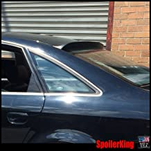 Spoiler King Roof Spoiler XL (380R) Compatible with Audi A4 2006-2008 B7