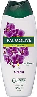 Palmolive Naturals Irresistible Softness Soap free Shower Milk Body Wash Milk & Black Orchid 500mL