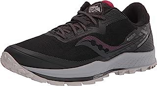 حذاء ركض Saucony النسائي Peregrin 11 Gtx Trail