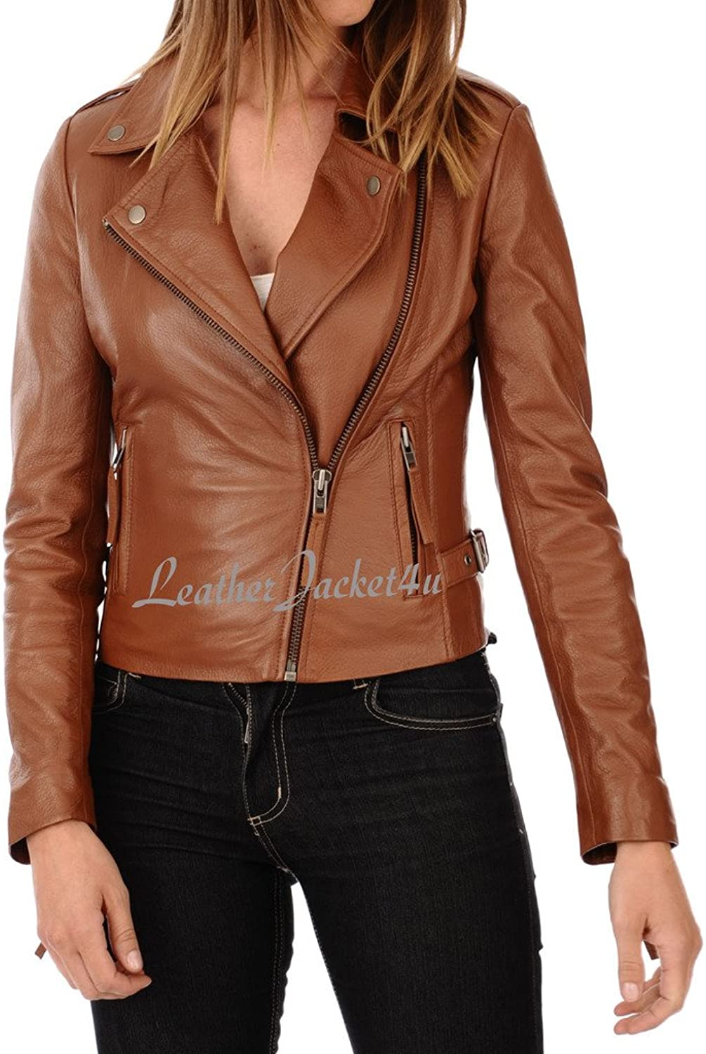 LeatherJacket4u Women Leather Jacket 62