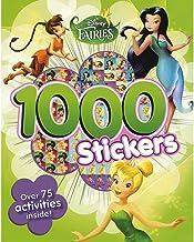 Disney Fairies 1000 Stickers
