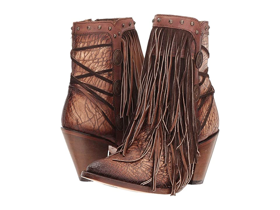 Corral Boots C3349 (Sanded Tobacco) Women